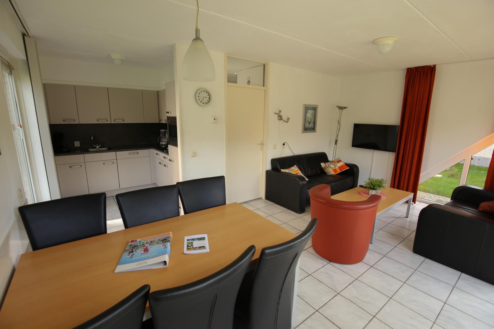 Bourtange 6 woonkamer