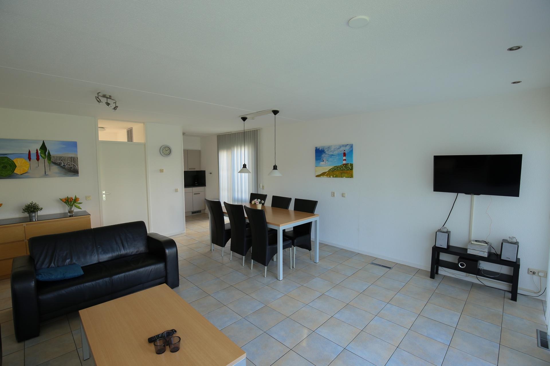 Bourtange 6 met uitbouw woonkamer