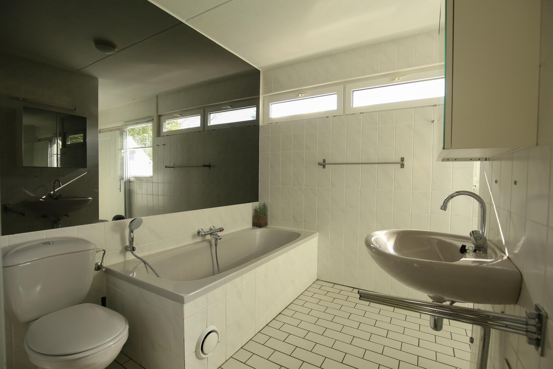 Oudeschans 4 met uitbouw badkamer
